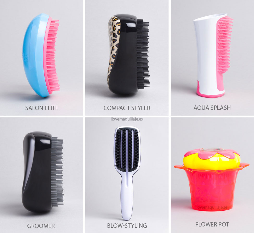 foto conoces el cepillo tangle teezer