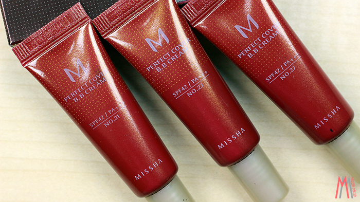 foto Reseña BB Cream Missha Perfect Cover por Marleah Makeup
