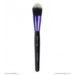 Brocha para base de maquillaje Brushworks