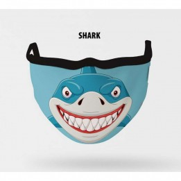 Mascarilla lavable Shark XXS