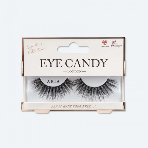 foto pestañas postizas eye candy signature collection aria