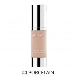 Base de maquillaje Natural Finish Malu Wilz