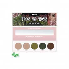 Paleta de sombras Five Points Miyo 32 Frogs and Roses