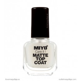 Top Coat Care It Matte Miyo