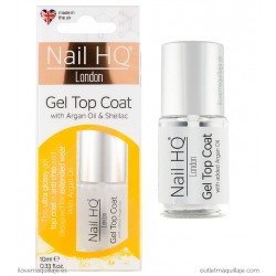 Top Coat Nail HQ