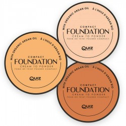 Base de maquillaje Cream to Powder Quiz