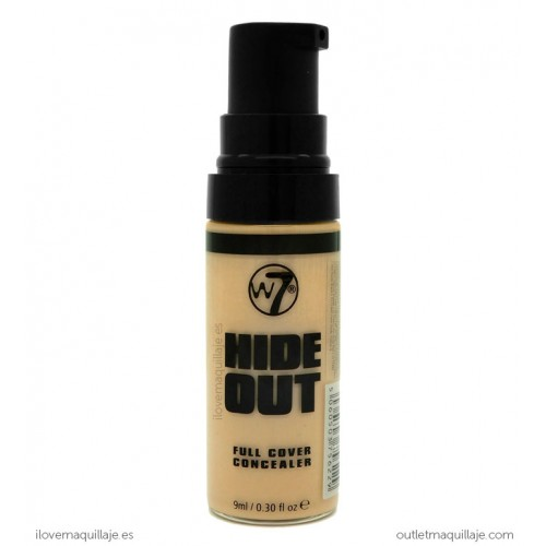 foto corrector hide out w7