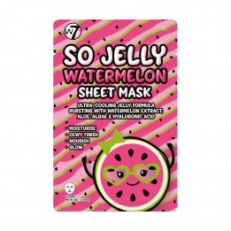 Mascarilla de sandia So Jelly W7