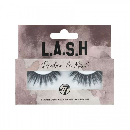 foto pestañas postizas reuben lashes hollywood w7