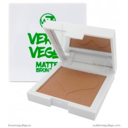 Bronceador mate Very Vegan W7