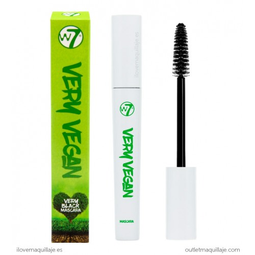 foto mascara de pestañas very vegan w7