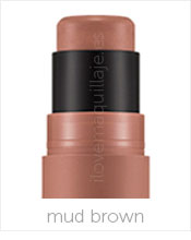 foto colorete en crema missha mud brown