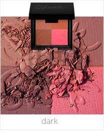 foto sleek bronze block dark