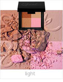 foto sleek bronze block light