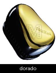 tangle teezer compacto dorado